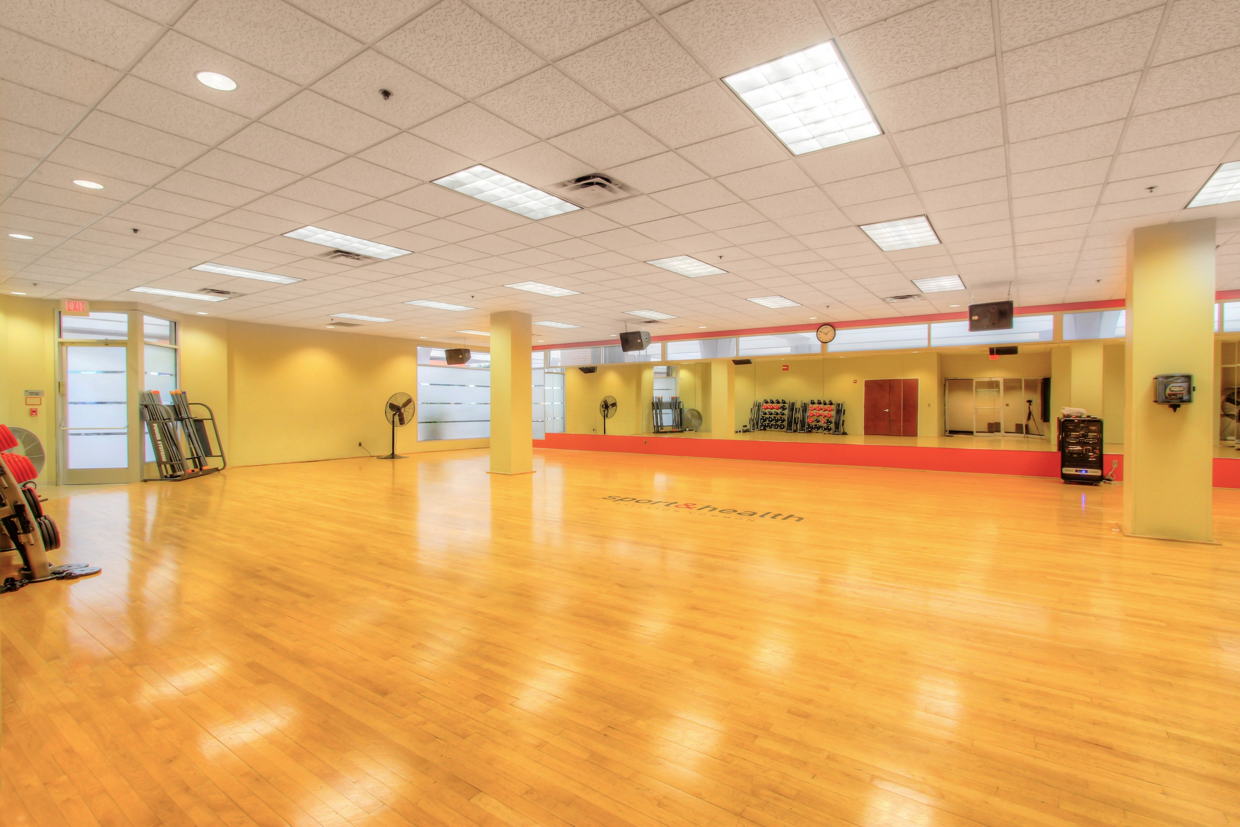 Group Exercise Room