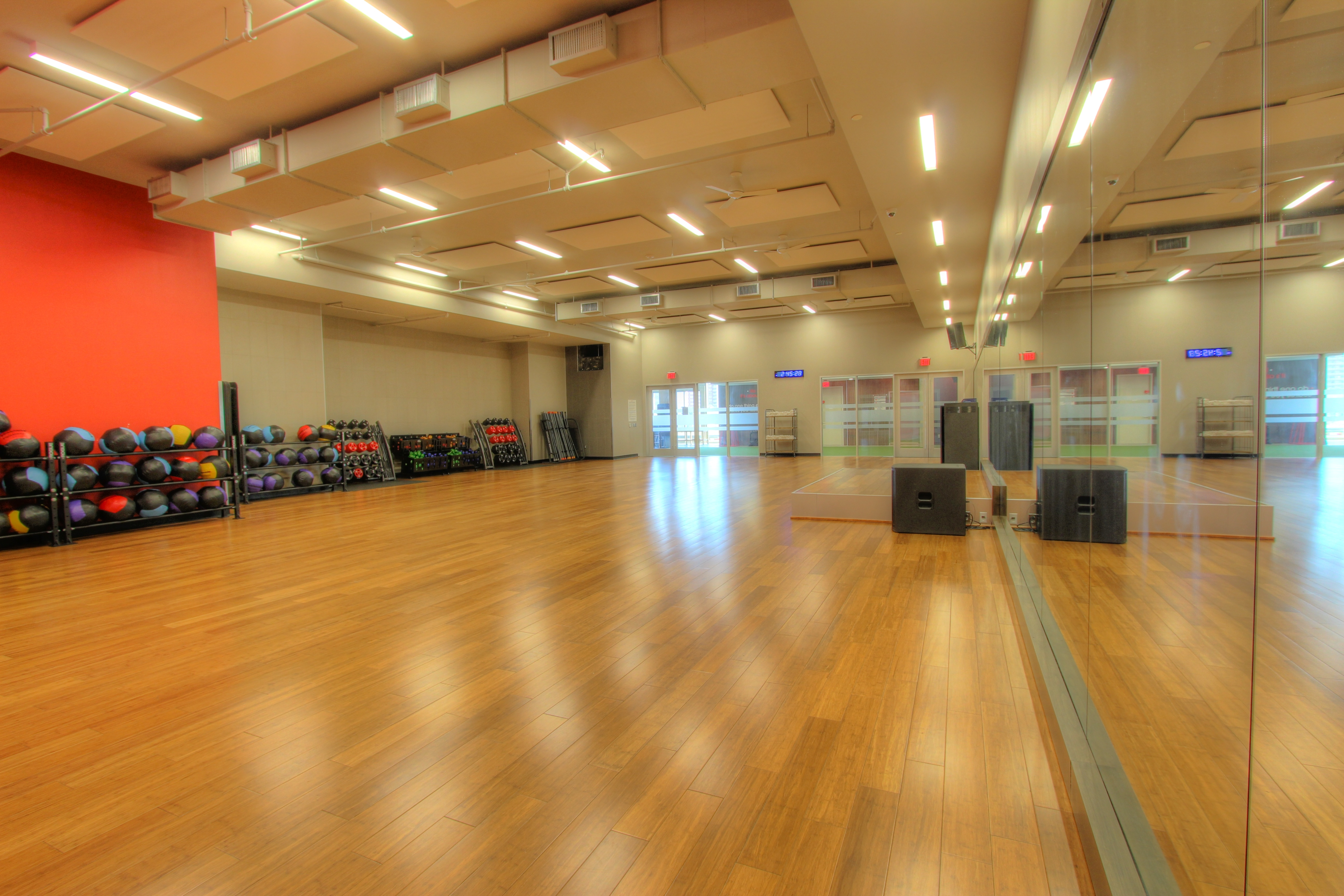 Rockville Group Fitness Studio
