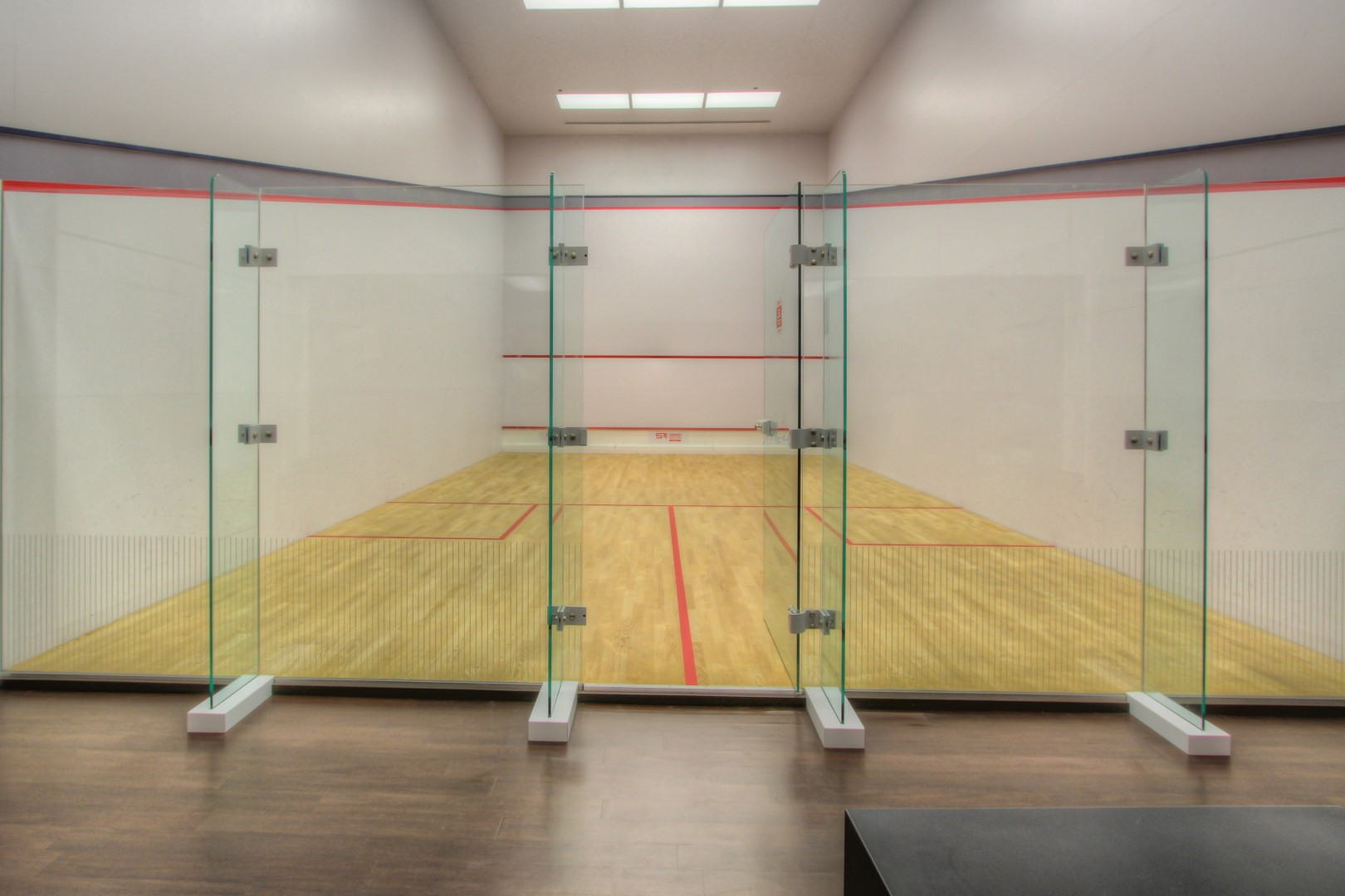 McLean Sport&Health Squash Court