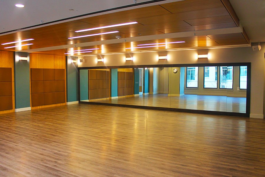 Innovative Group Exercise Classes in our Stylish New Studio