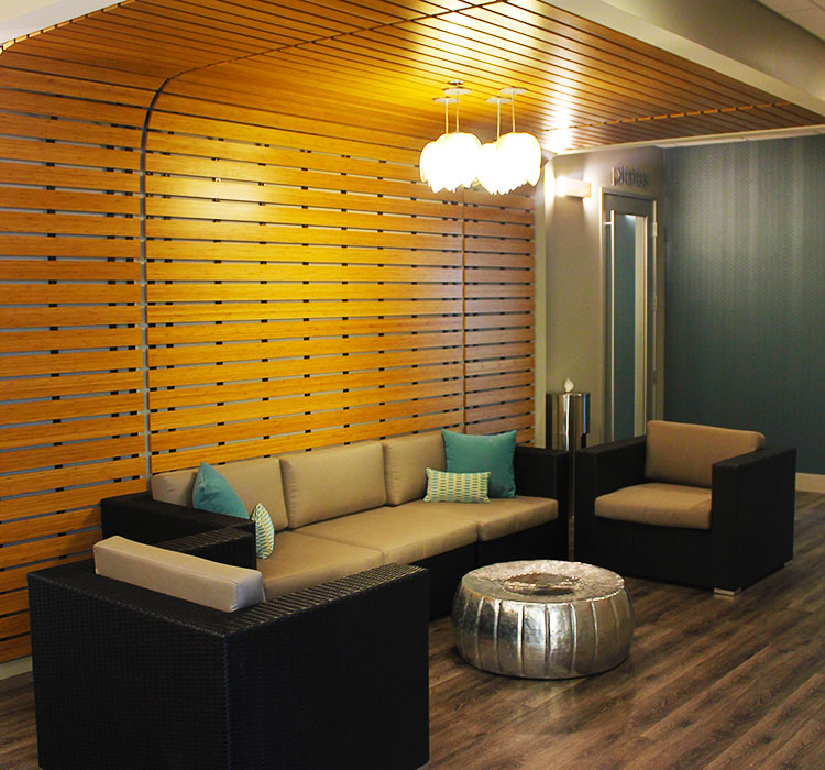 Stylish Member Lounge for your Comfort