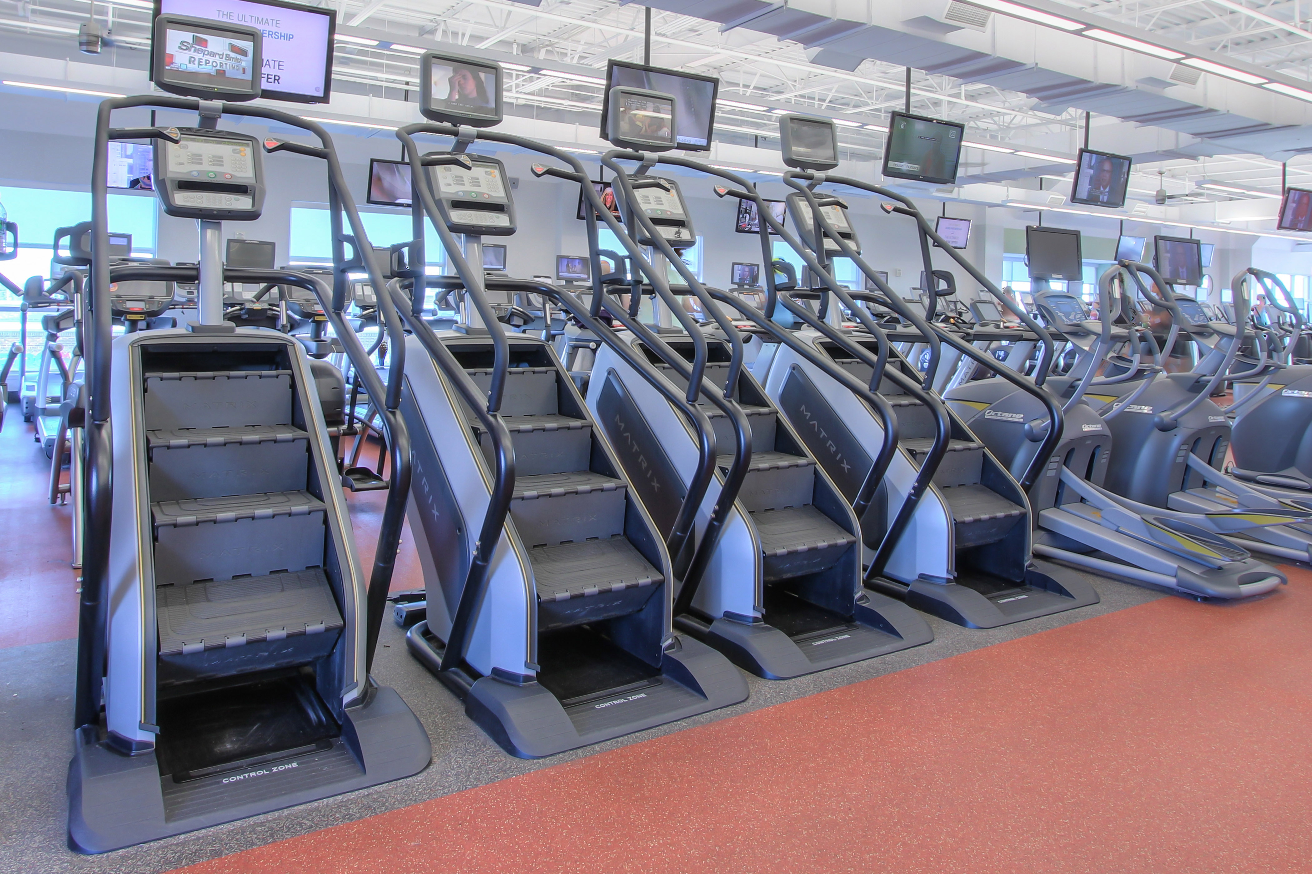 North Frederick Sport&Health Stair Climbers