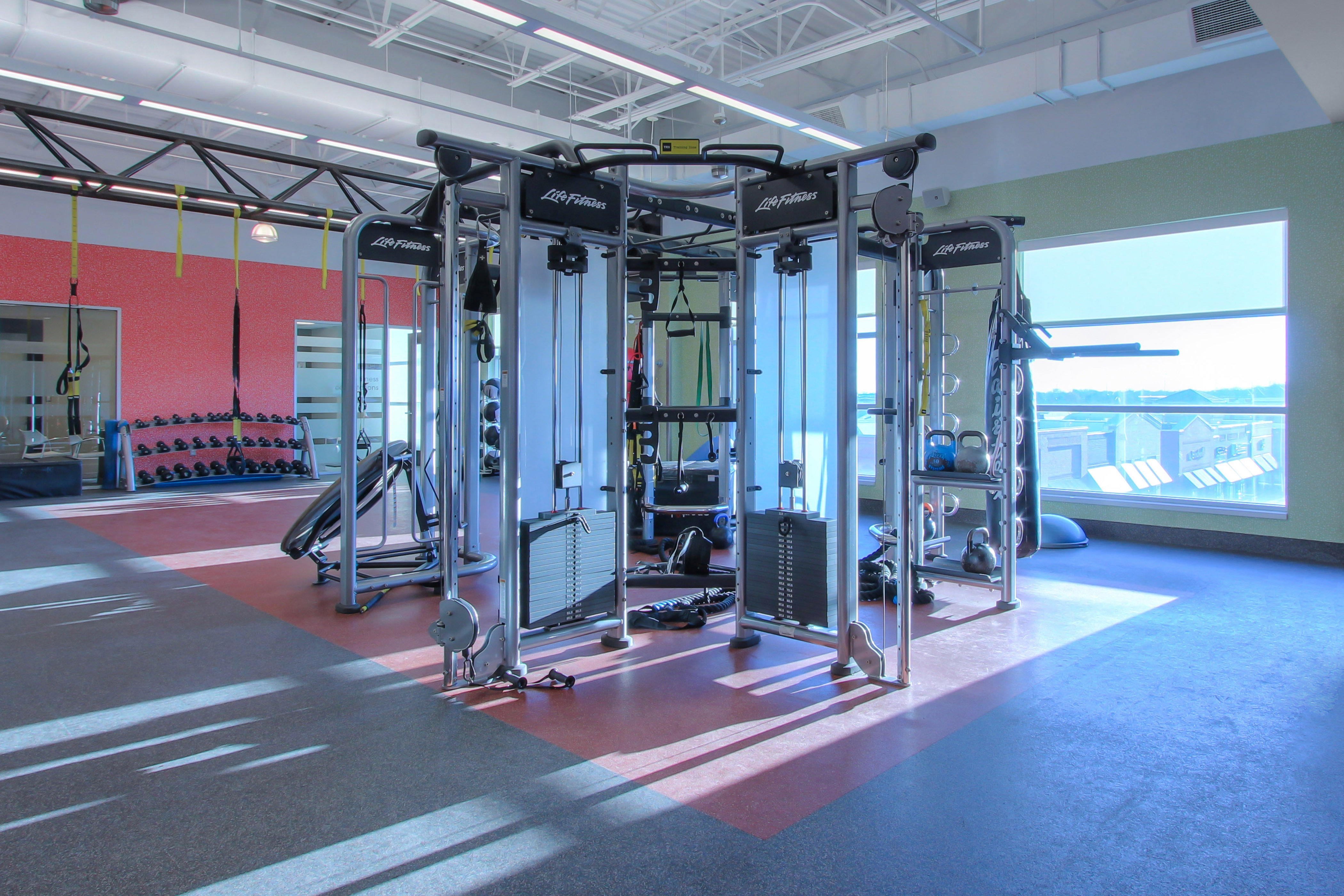 North Frederick Sport&Health Functional Trainer