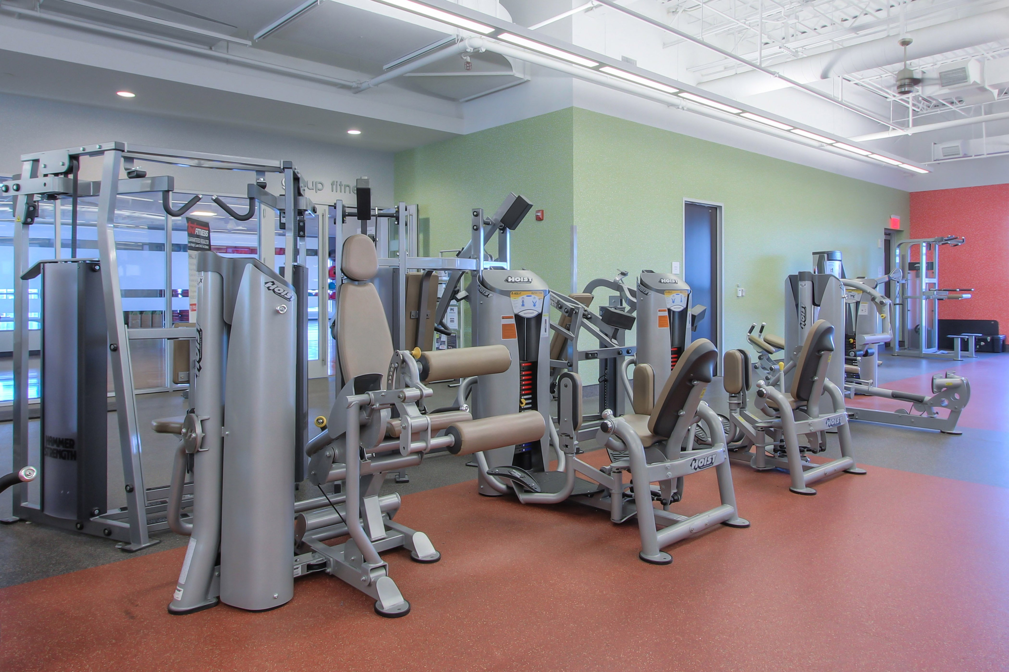 North Frederick Sport&Health Circuit Machines