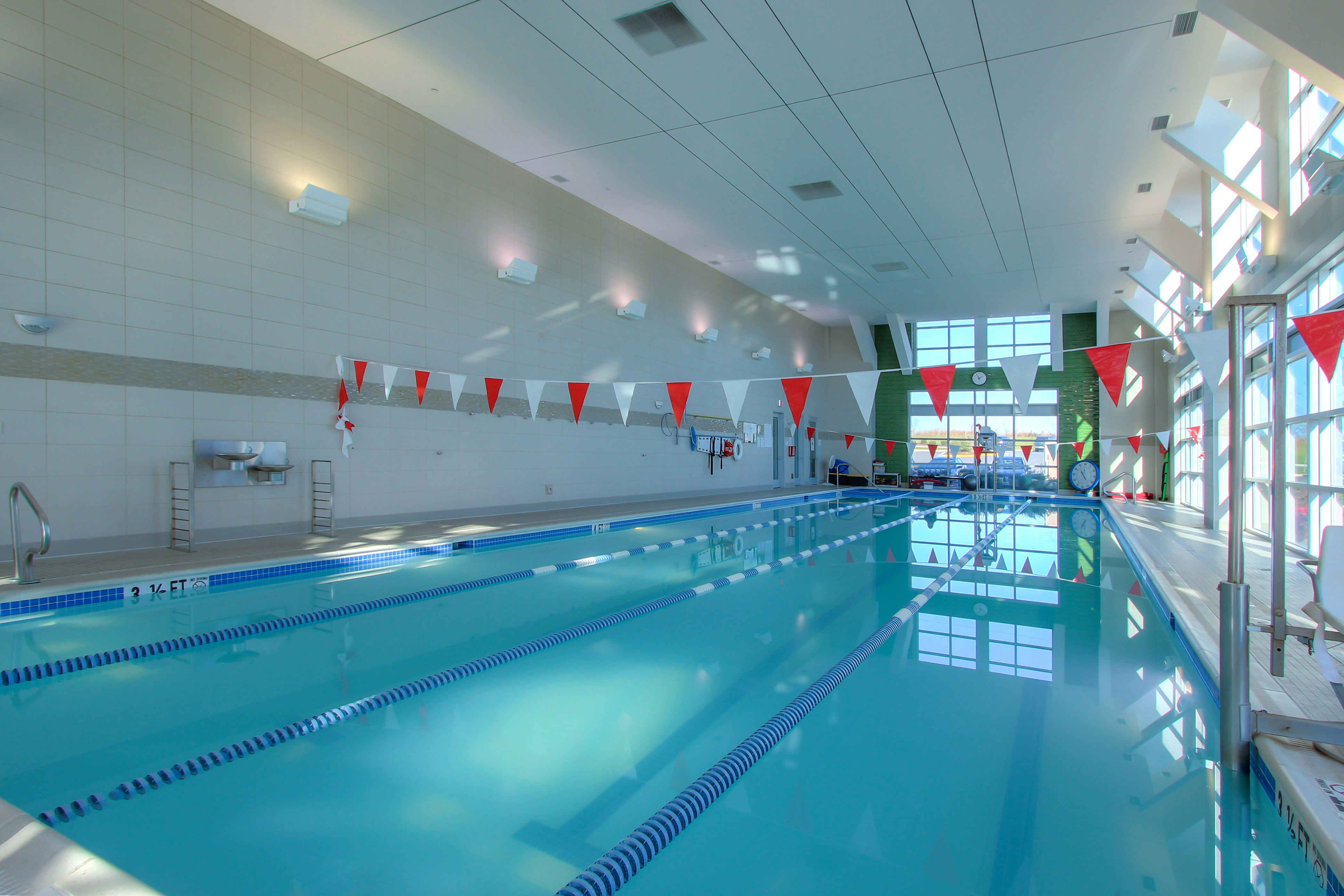North Frederick Sport&Health Pool