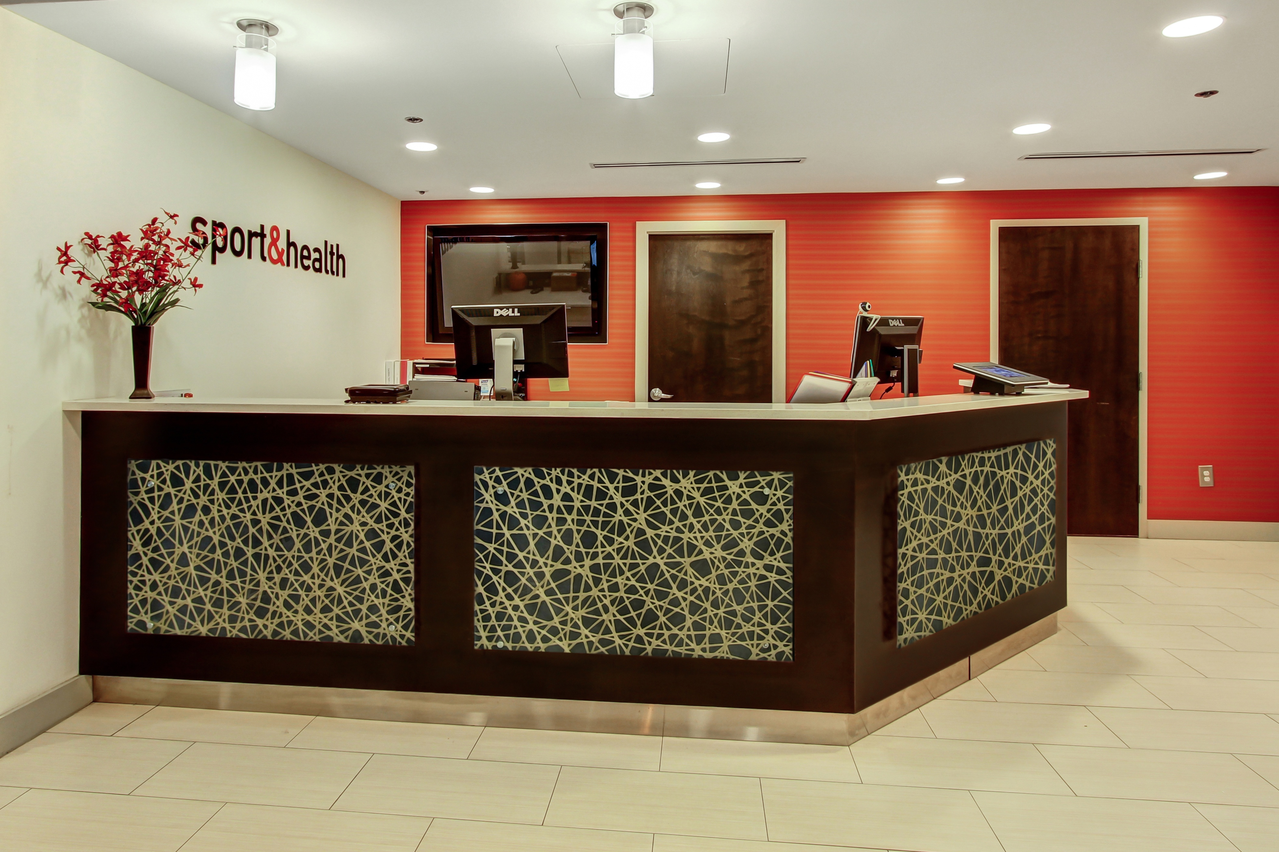 Old Town Front Desk