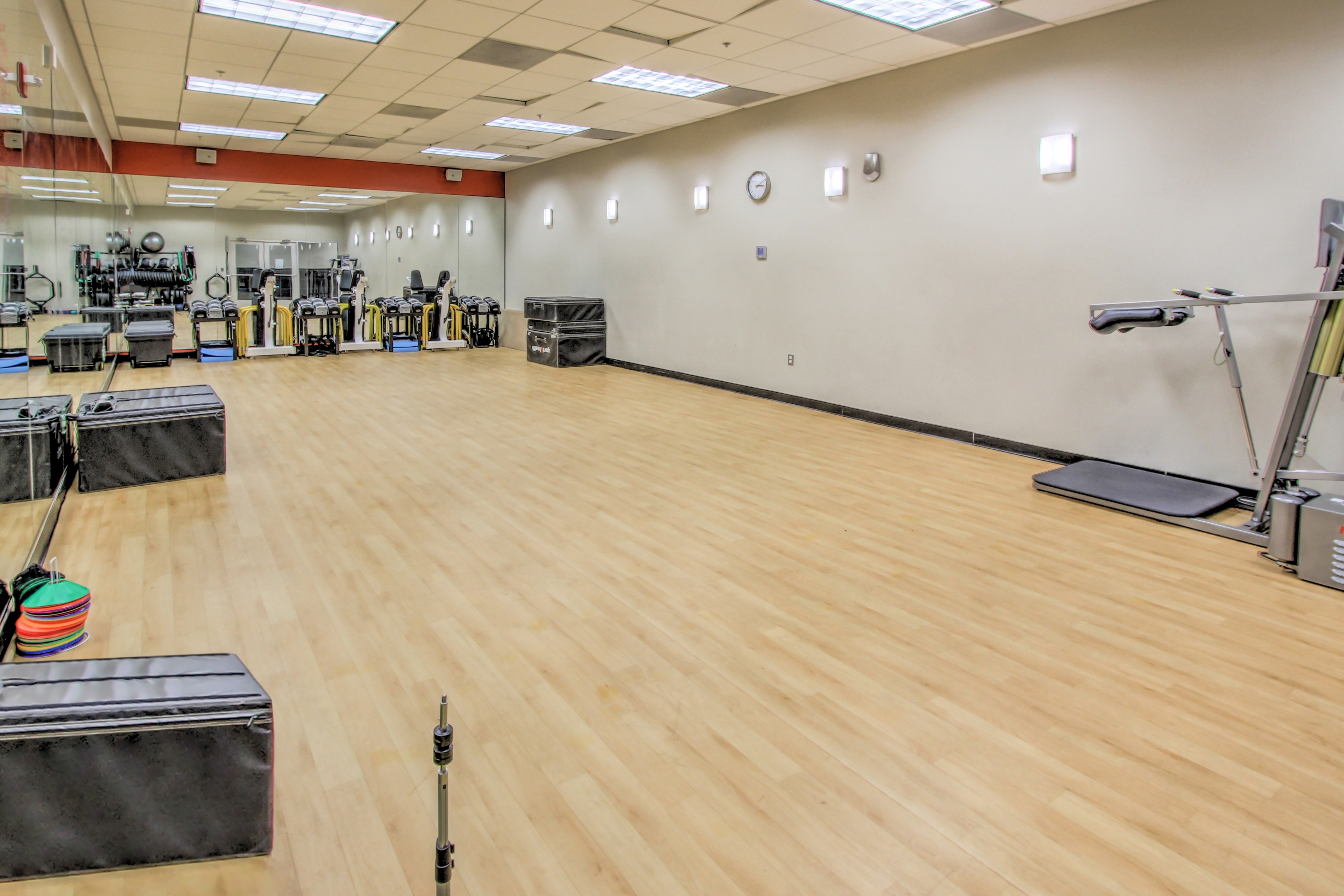 Stafford Functional Training Area