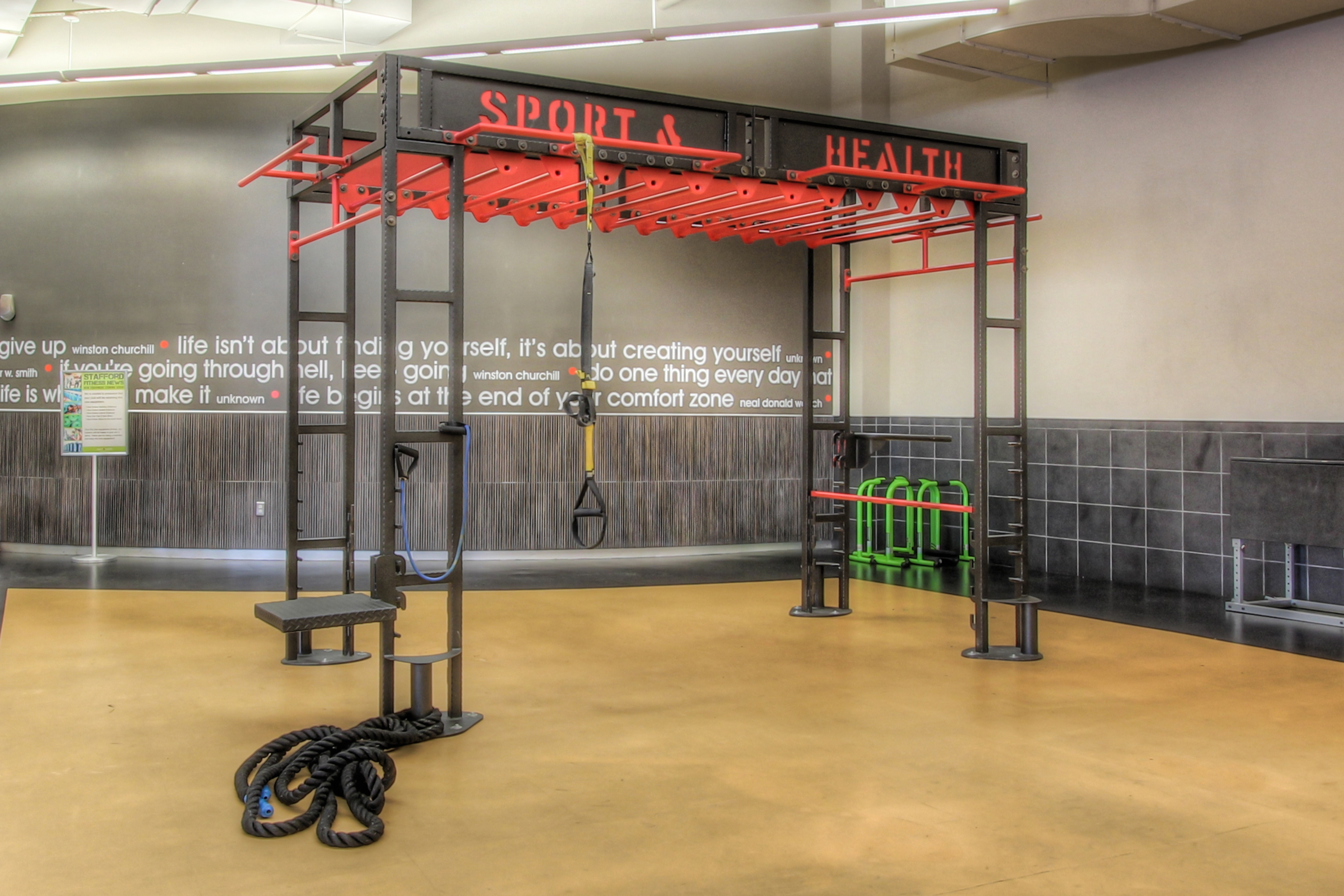 Stafford Functional Trainer