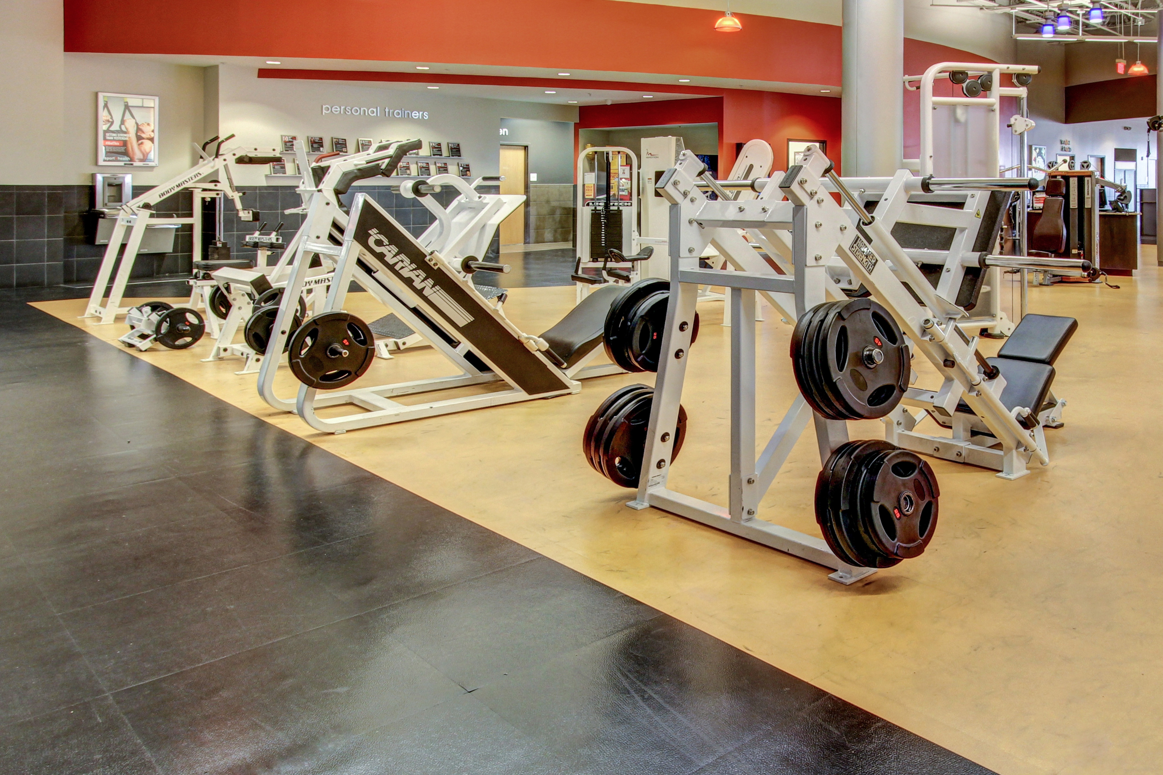 Stafford Leg Press Machines