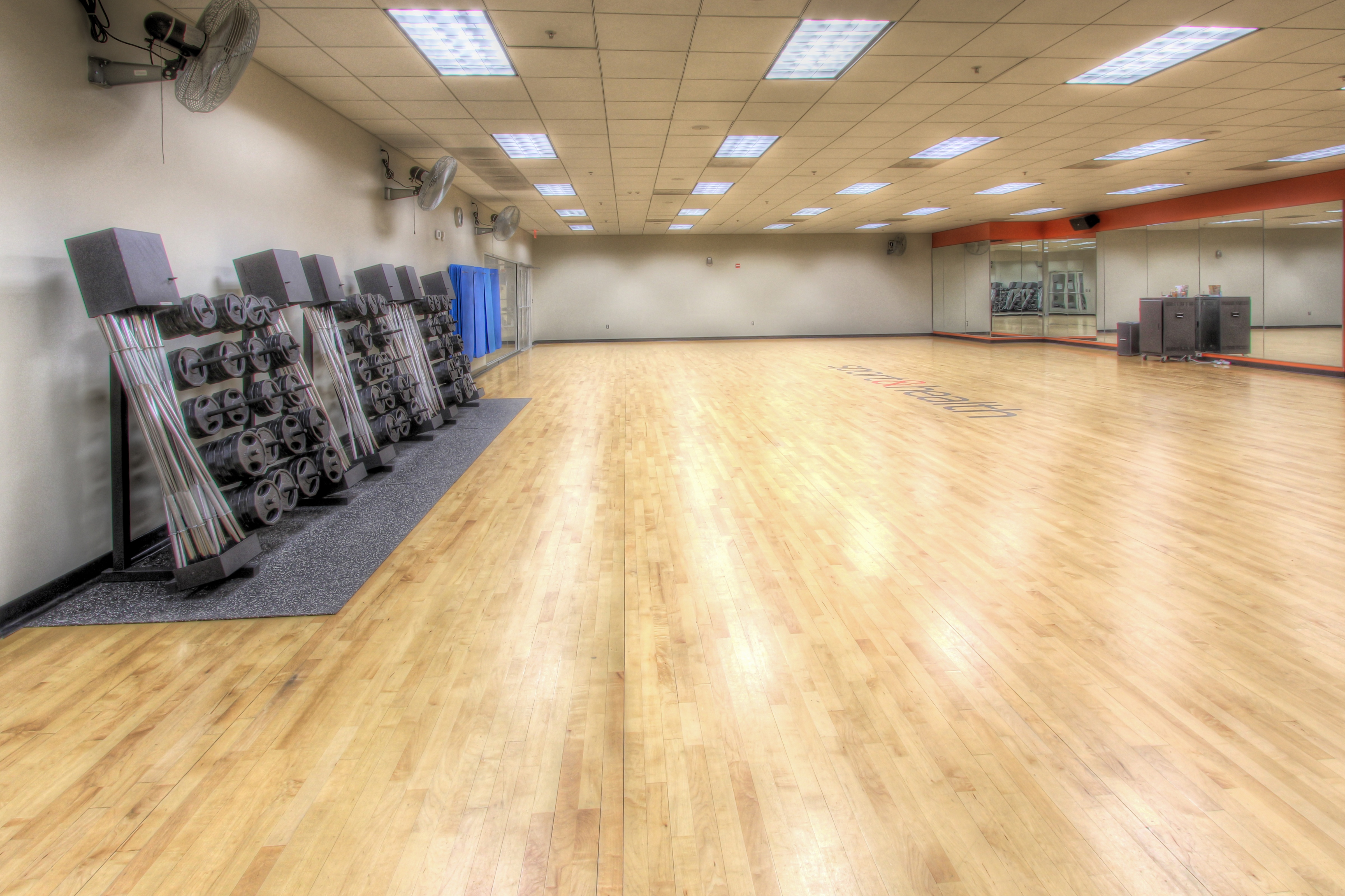 Stafford Group Fitness Studio