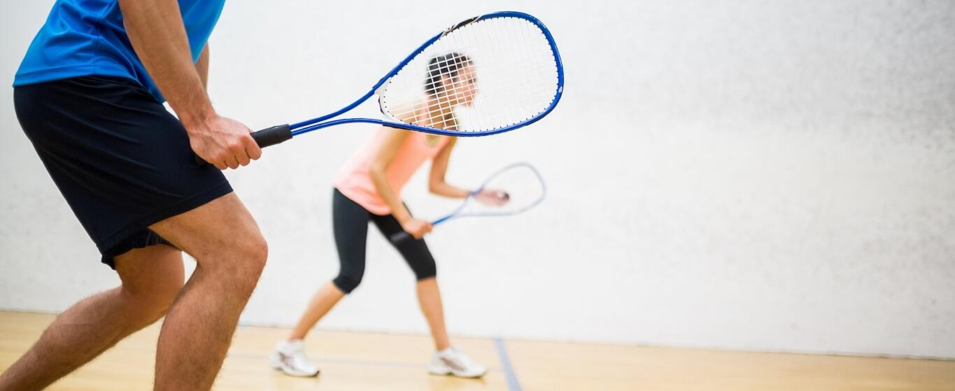 Racquetball and Squash