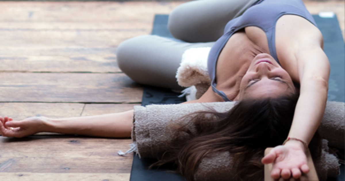 8 Reasons To Practice Restorative Yoga