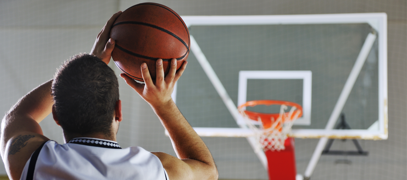 Basketball Courts Gyms With Basketball Sport Health