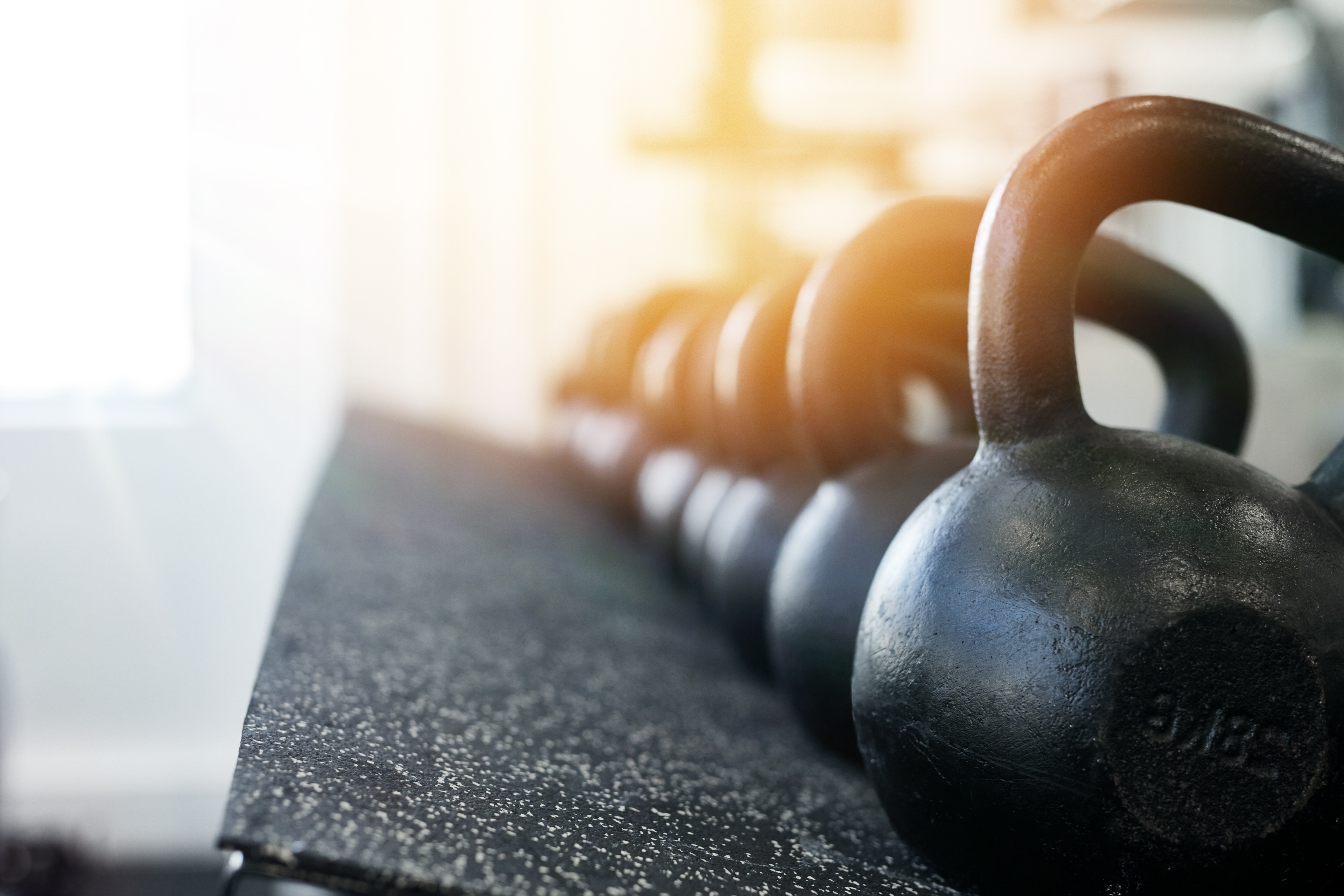 Kettlebells for personal training